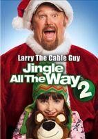 Jingle All the Way 2 DVD