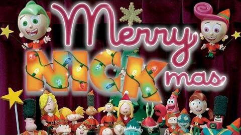 Nickelodeon Retro Rewind MERRY NICKMAS!