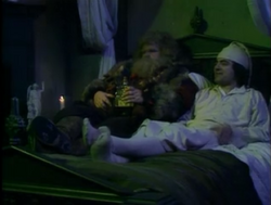 Blackadder spirit of christmas