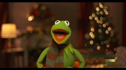 Merry Christmas from Kermit the Frog! The Muppets