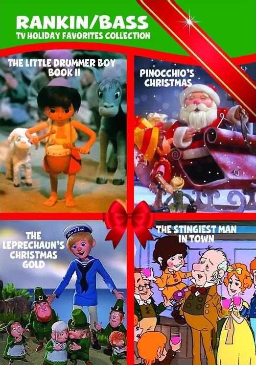 Image - RankinBass TV Holiday Favorites Collection.jpg | Christmas ...