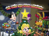 The Claw Who Stole Christmas