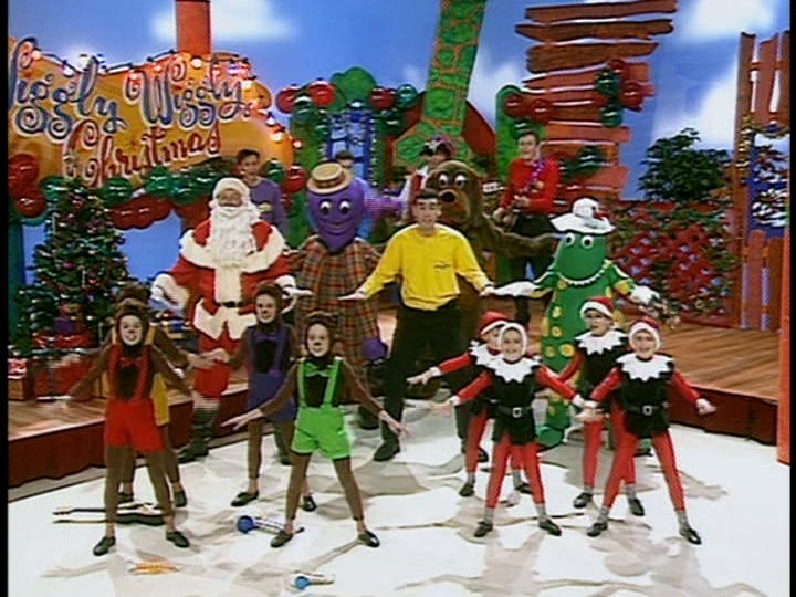 Image - WigglyWigglyChristmas.jpg | Christmas Specials Wiki ...