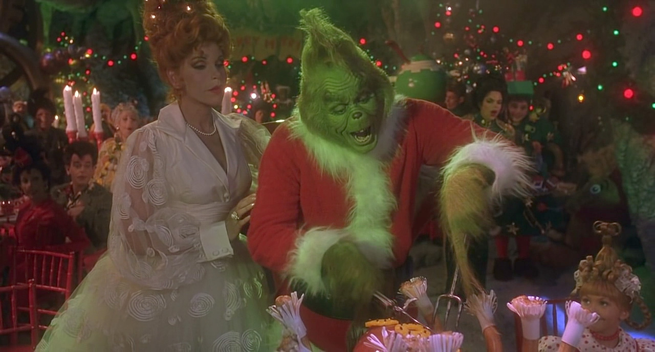 How The Grinch Stole Christmas Movie.How The Grinch Stole Christmas 2000 Christmas Specials