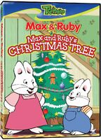 Max & Ruby Max and Ruby's Christmas Tree DVD