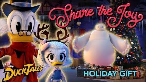 Scrooge's Present 🎁 Share the Joy Disney XD