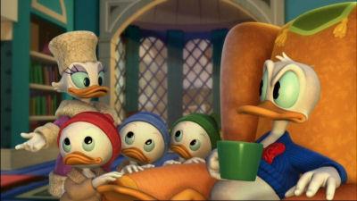 Donald duck christmas movie