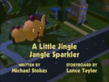 A Little Jingle Jangle Sparkler