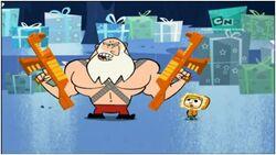 Robotboy Christmas Evil