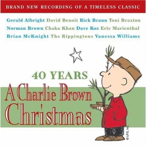 A Charlie Brown Christmas Soundtrack.40 Years A Charlie Brown Christmas Christmas Specials