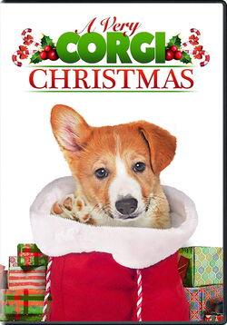 A Very Corgi Christmas DVD