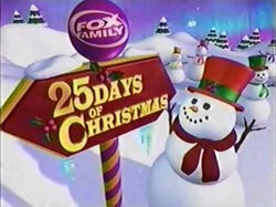 25 days of christmas from 1998 and 1999 foxfamilys25daysofxmaspromoshot foxfamilys25daysofxmaspromoshot