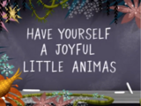 Have Yourself a Joyful Little Animas