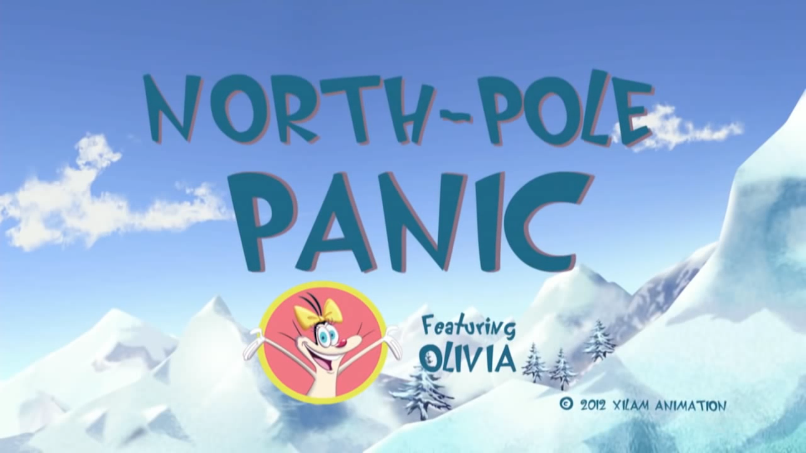 North-Pole Panic (Featuring Olivia) | Christmas Specials Wiki ...