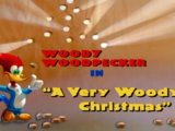 A Very Woody Christmas