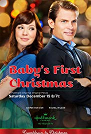 Baby's First Christmas 2012 poster