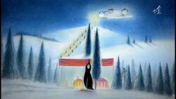Channel 4 Christmas Logo