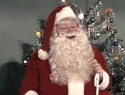 Mr. French as Santa
