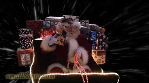 🎅 Presents in sleigh - a Santa Snooper surprise! 08 30 SCT*