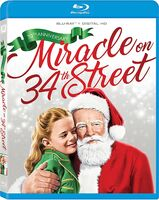 Miracle on 34th Street 2017 Blu-ray