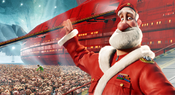 Arthur Christmas - Santa Claus