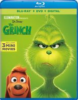 The Grinch Blu-Ray Combo 1