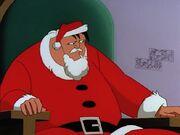 Harvey Bullock as Santa