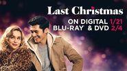 Last Christmas Trailer Own it 1 21 on Digital, 2 4 on Blu-ray & DVD