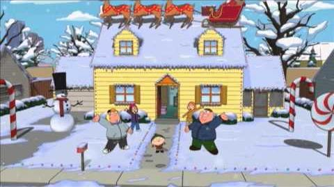 """All I Really Want For Christmas"" FAMILY GUY FOX BROADCASTING"