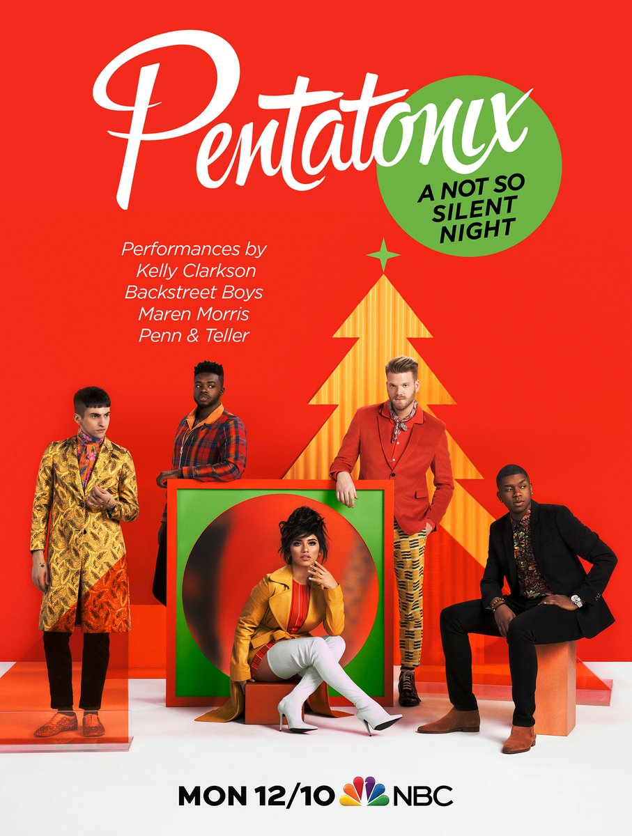 Pentatonix Christmas Deluxe.Pentatonix A Not So Silent Night Christmas Specials Wiki