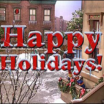 Elmo S World Happy Holidays Christmas Specials Wiki