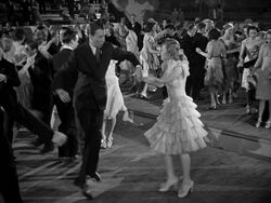 Dance scene from It's a Wonderful Life