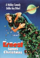 Ernest Saves Christmas DVD