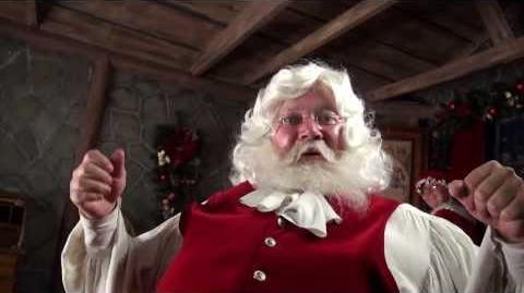 Santa Snooper Webcam Video 015- Santa's Naughty & Nice List
