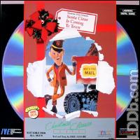 SantasComingToTownLaserdisc