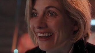 The Twelfth Doctor Regenerates Peter Capaldi to Jodie Whittaker Doctor Who