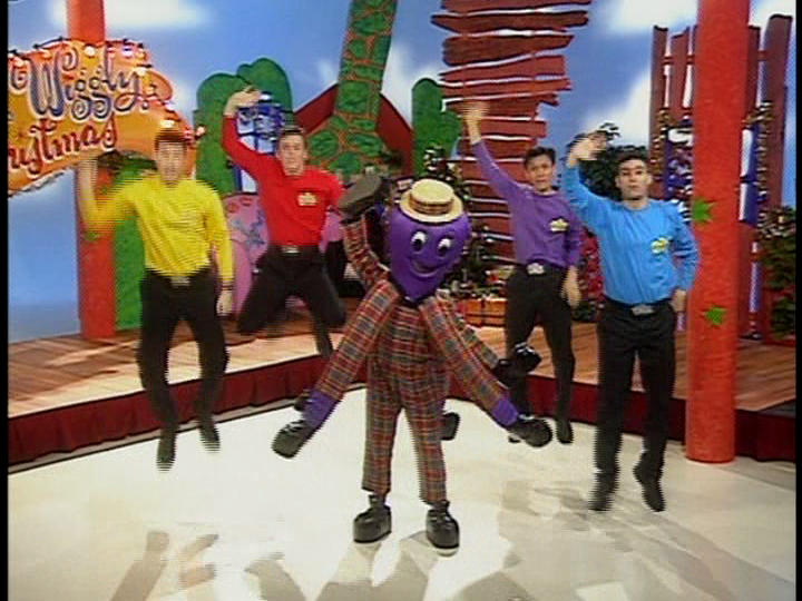 Wiggles Henry S Underwater Big Band - 0425