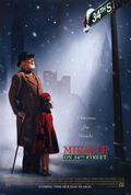 Miracle on 34th Street 1994 poster