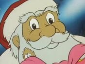 Father Christmas in SuperTed