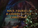 Have Yourself a Crabby Little Christmas