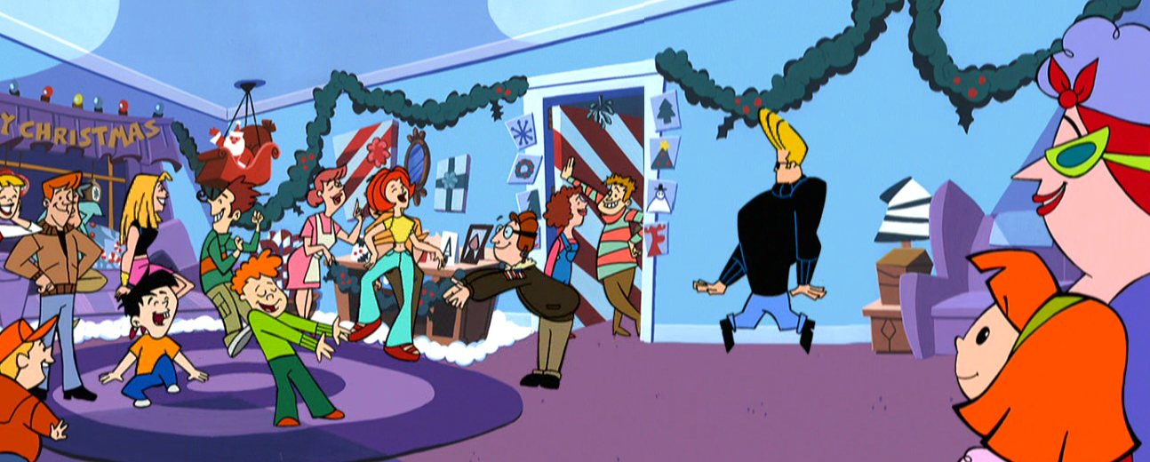 A Johnny Bravo Christmas | Christmas Specials Wiki | FANDOM powered ...