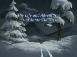 The Life and Adventures of Santa Claus (2000)