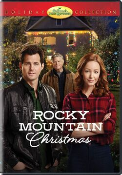 Rocky Mountain Christmas DVD