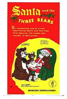 220px-Santa and the Three Bears FilmPoster