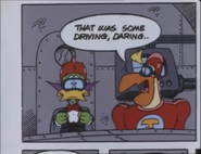 Count Duckula with Terrance