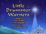 Little Drummer Warners
