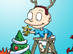 Rugrats Christmas.Tommy Pickles Christmas Specials Wiki Fandom Powered By