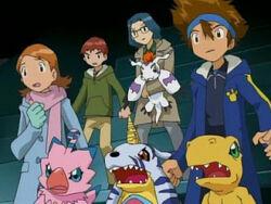 Digimon Gang