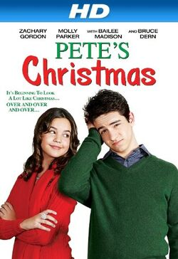 Pete's Christmas cover
