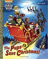 Pups Save Christmas Book